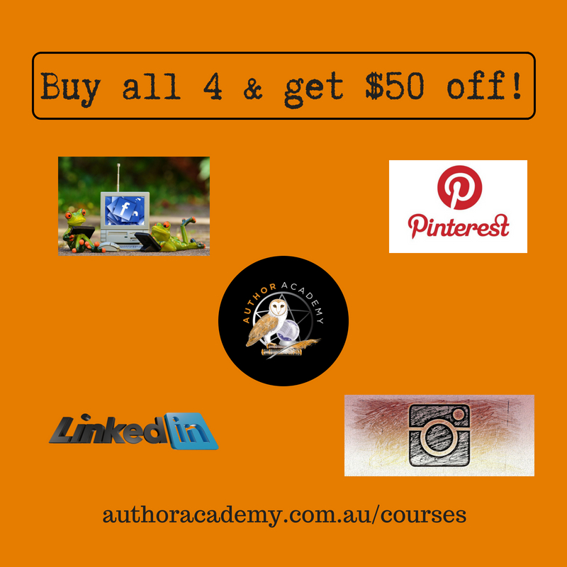 Buy all 4 One to One Training Courses