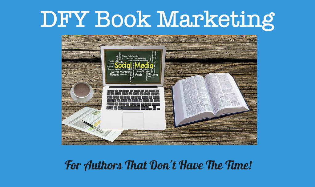 DFY Book Marketing