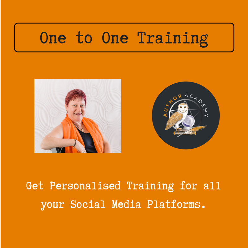 Author Academy One to One Training Courses