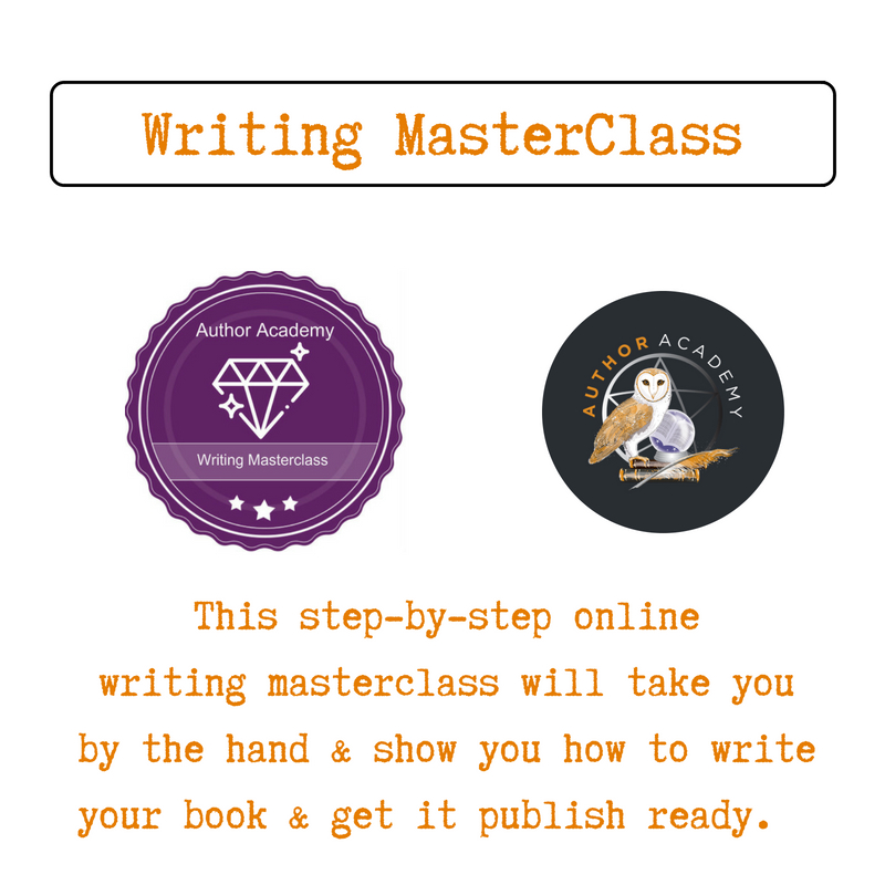 Author Academy Writing MasterClass