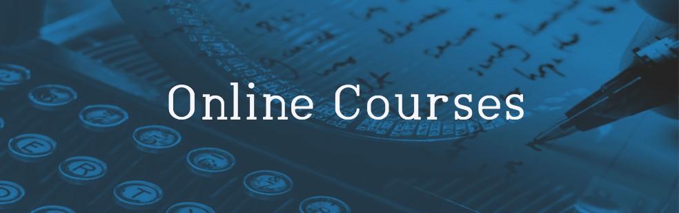 Author Academy Online Courses